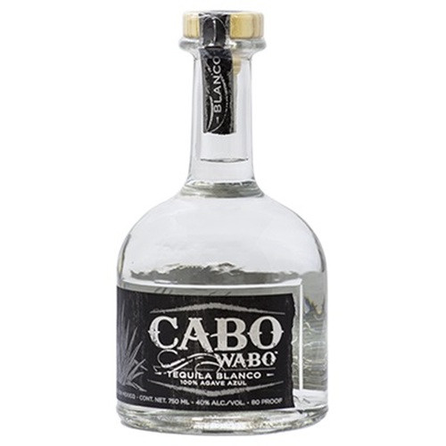 Cabo Wabo Blanco Tequila 750ml