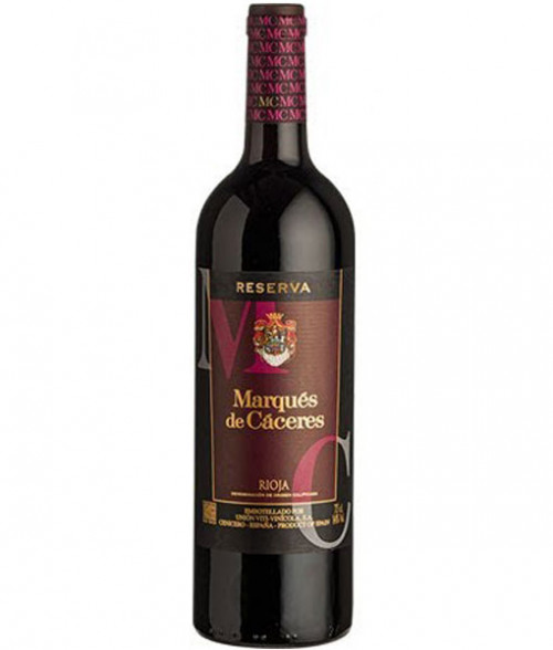 2014 Marques De Caceres Reserva 750ml