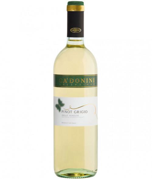 2018 Ca'donini Pinot Grigio 750Ml