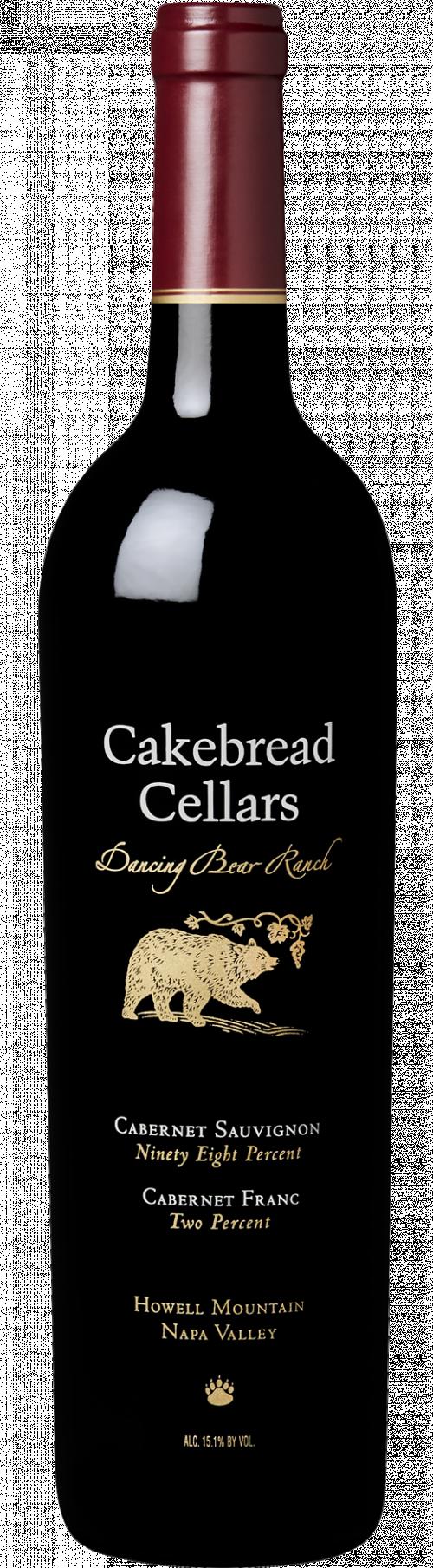 2017 Cakebread Cellars Dancing Bear Ranch Cabernet Sauvignon 750ml
