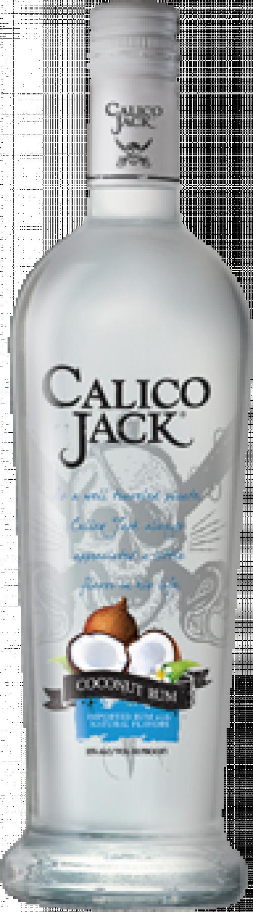 Calico Jack Coconut Rum 1L