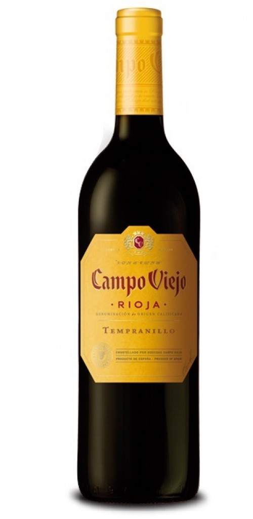 Campo Viejo Tempranillo 750ml NV
