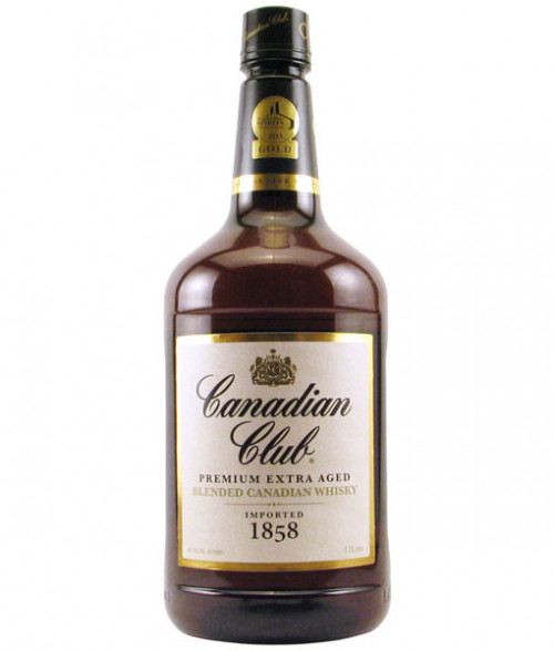 Canadian Club Whisky 1.75L