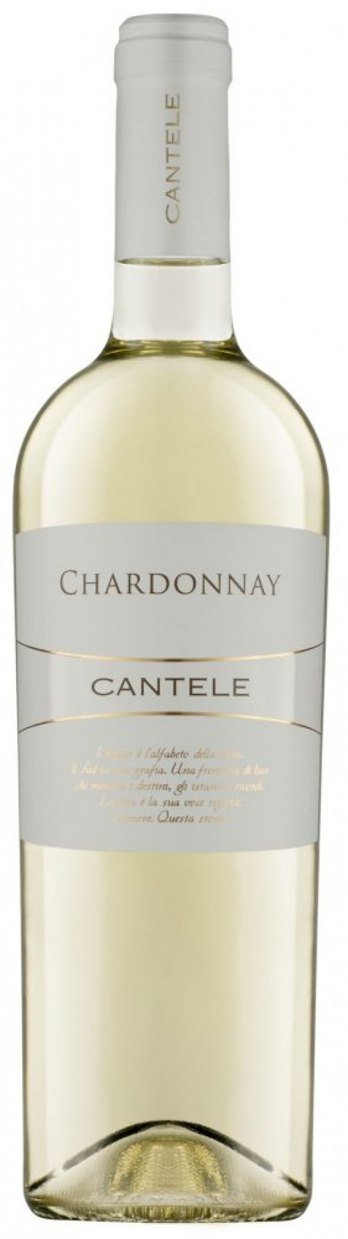 2018 Cantele Chardonnay Salento 750ml
