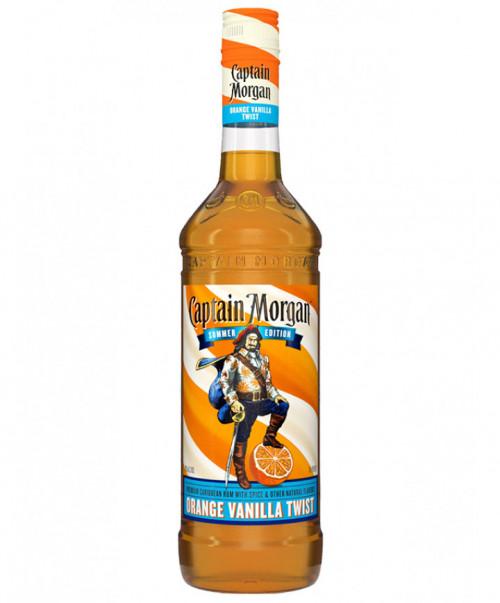 Captain Morgan Orange/Vanilla Tiwst 750ml