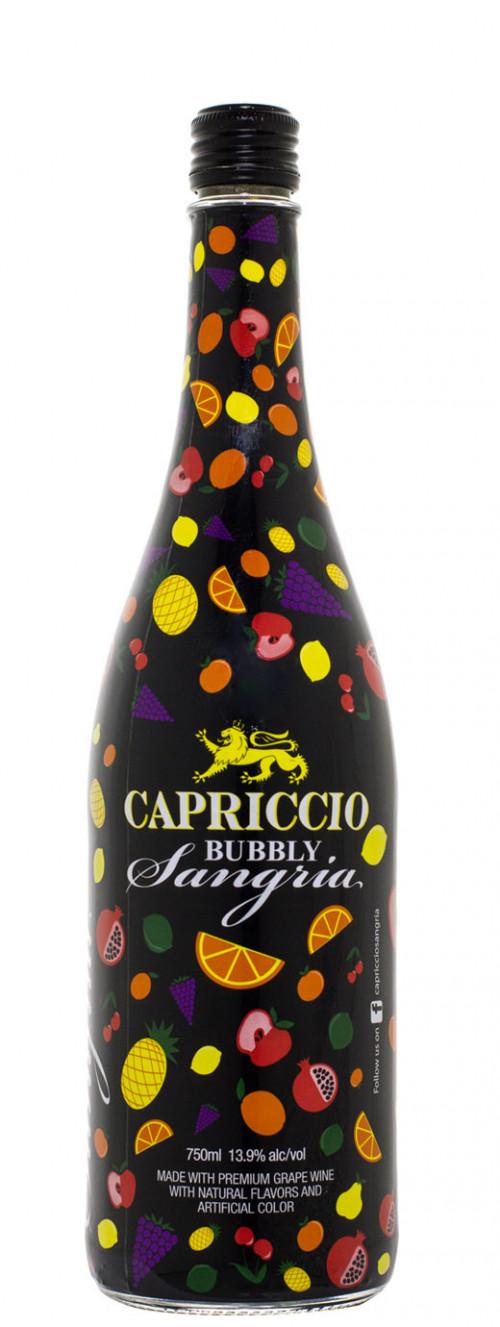 Capriccio Bubbly Sangria 750ml NV