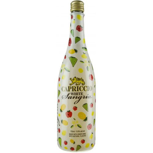 Capriccio Bubbly White Sangria 750ml NV