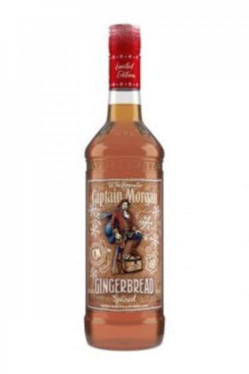 Captain Morgan Gingerbread Spiced Rum 750ml