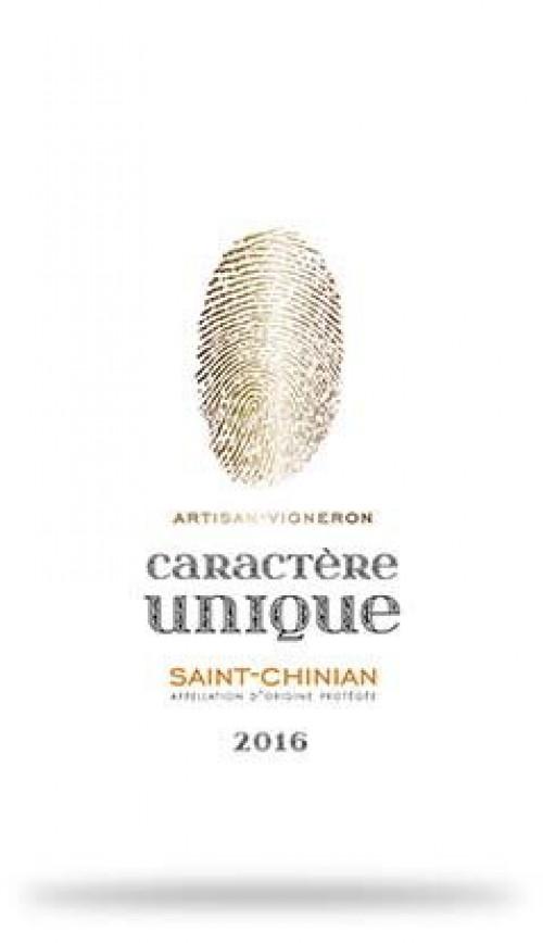 2016 Caractere Unique Saint-Chinian