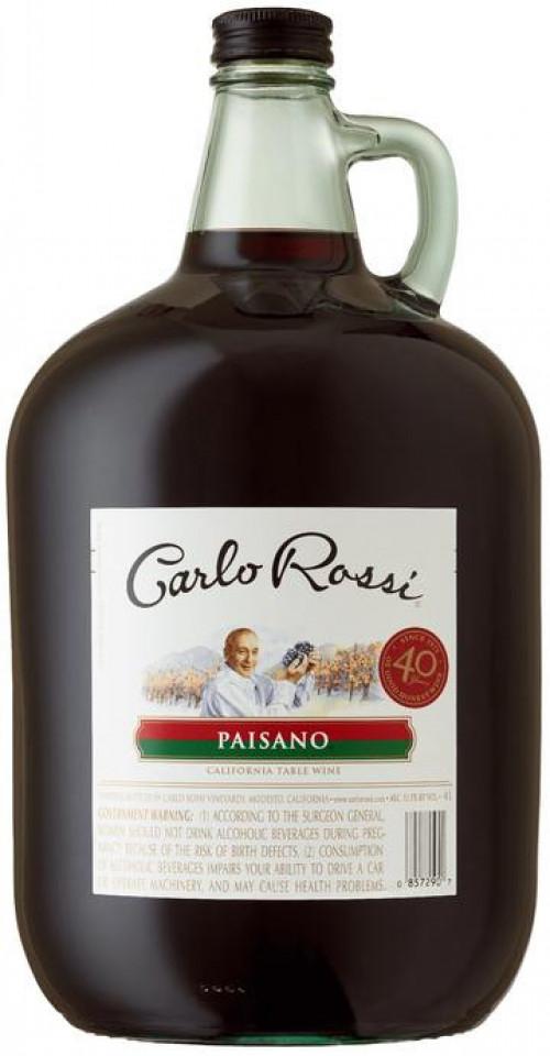 Carlo Rossi Paisano 4L NV