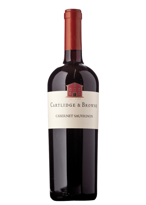 2018 Cartlidge & Browne Cabernet Sauvignon 750ml