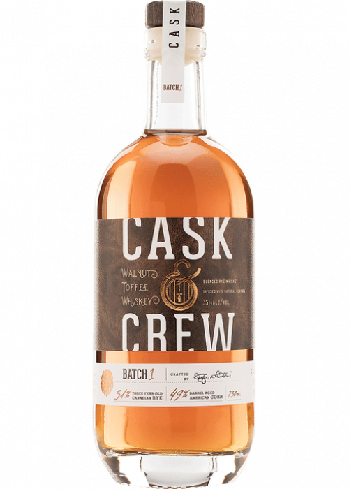 Cask & Crew Walnut Toffee 750M