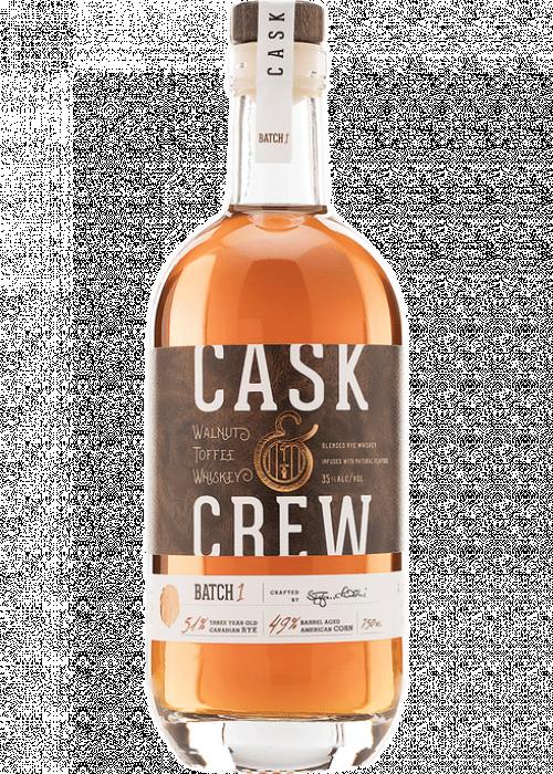 Cask & Crew Walnut Toffee 750M