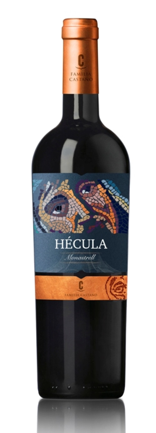 2015 Castano Hecula Red Yecla 750ml