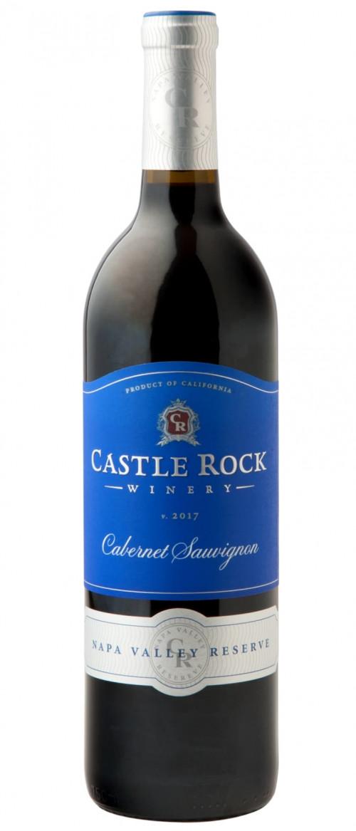 2017 Castle Rock Napa Reserve Cabernet Sauvignon 750ml