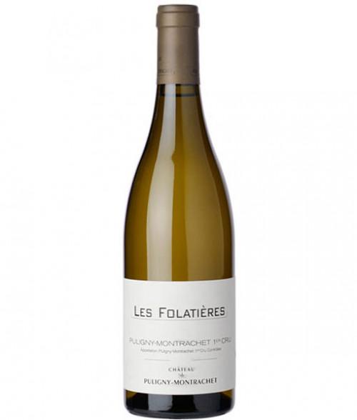 2015 Chateau de Puligny-Montrachet Puligny-Montrachet Folatieres 1er Cru 750ml