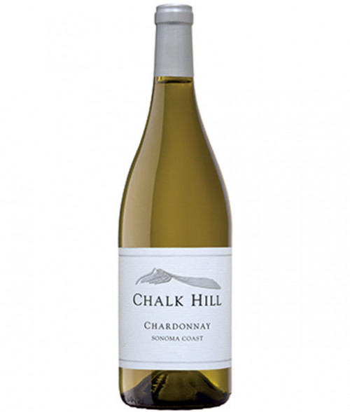 2017 Chalk Hill Chardonnay Sonoma Coast 750Ml