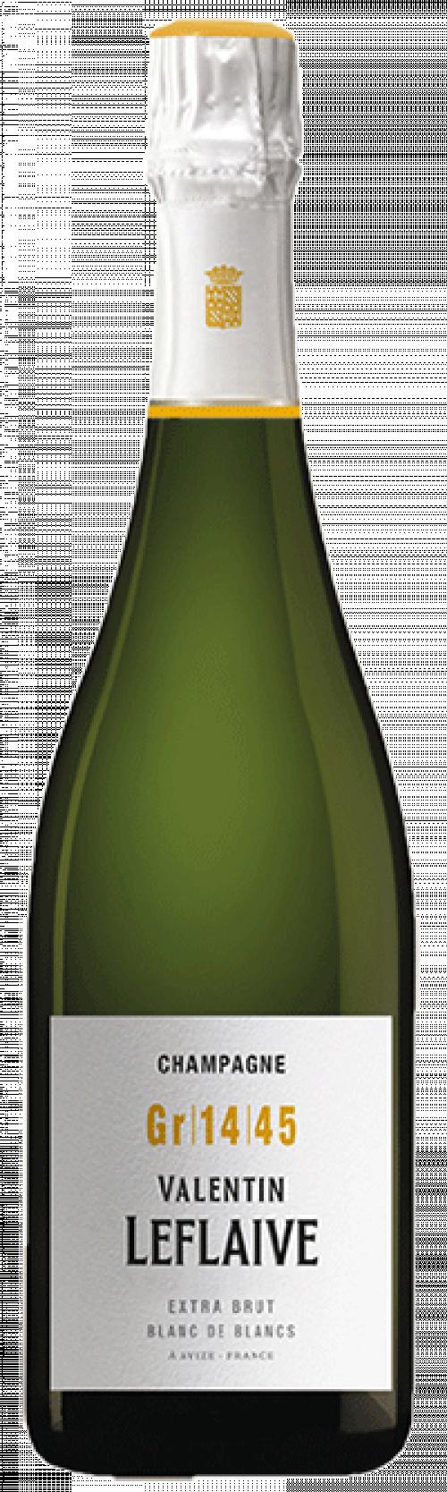 Valentin Leflaive Extra Brut Blanc de Blancs Champagne 750ml NV