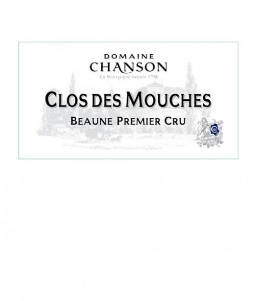 2012 Chanson Rouge Clos Des Mouches 750Ml