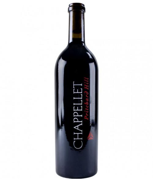 2015 Chappellet Pritchard Hill Cabernet Sauvignon 750Ml