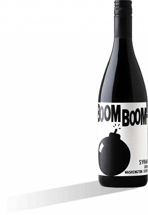 2017 Charles Smith Boom Boom Syrah 750ml