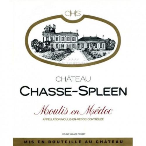 2016 Chateau Chasse-Spleen Moulis en Medoc 750ml