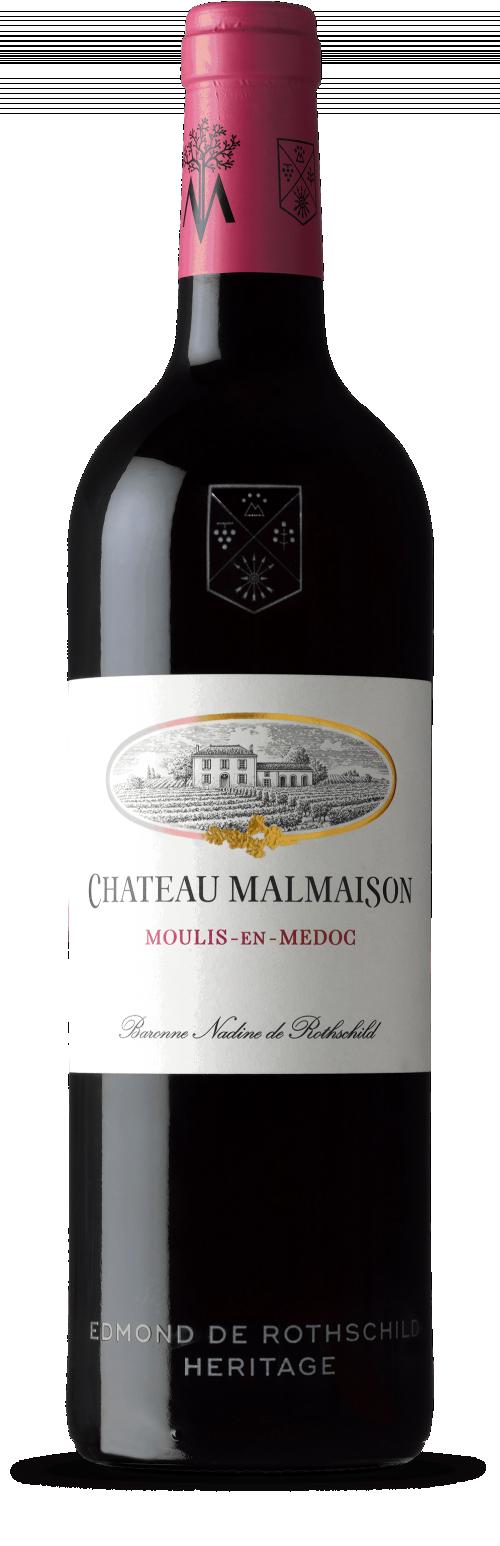 2015 Chateau Malmaison De Rothschild Moulis-En-Medoc 750ml