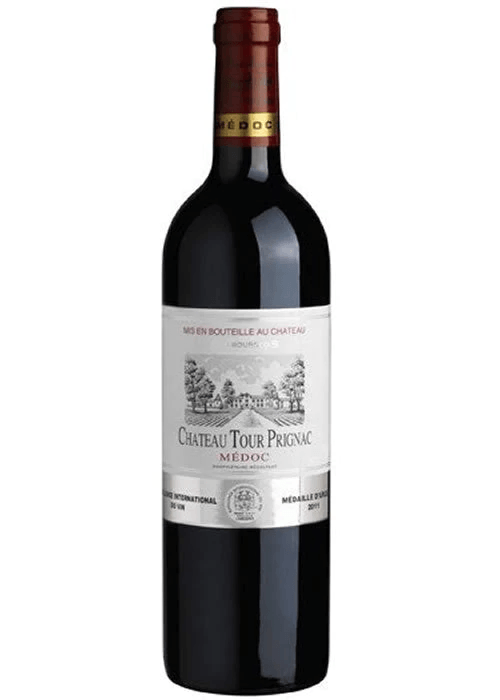 2015 Chat Tour Prignac Medoc Red 750ml
