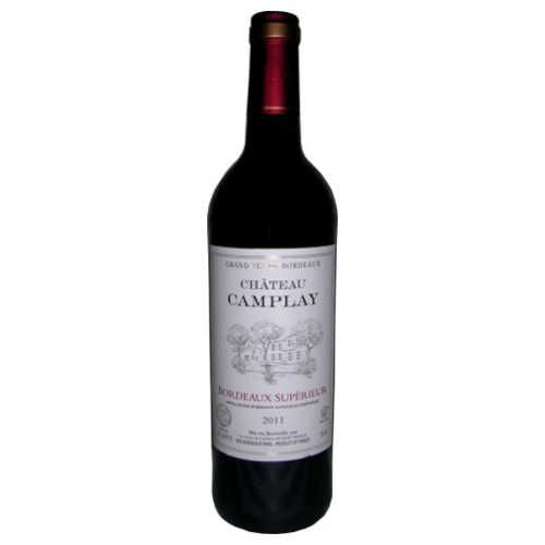 2018 Chateau Camplay Red 750ml
