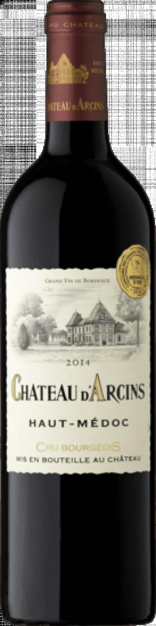 2014 Chateau D'arcins Haut-Medoc 750ml