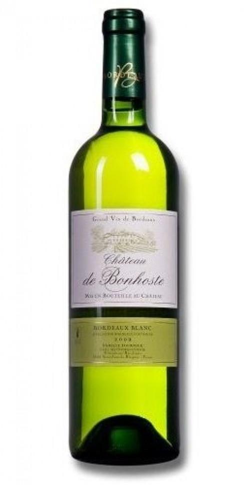 2018 Chateau De Bonhoste White Bordeaux 750ml