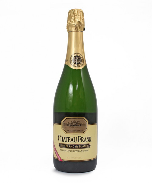 2014 Chateau Frank Blanc De Blancs 750ml