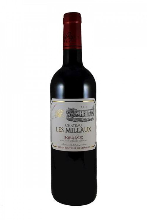 2018 Chateau Les Millaux Red 750ml