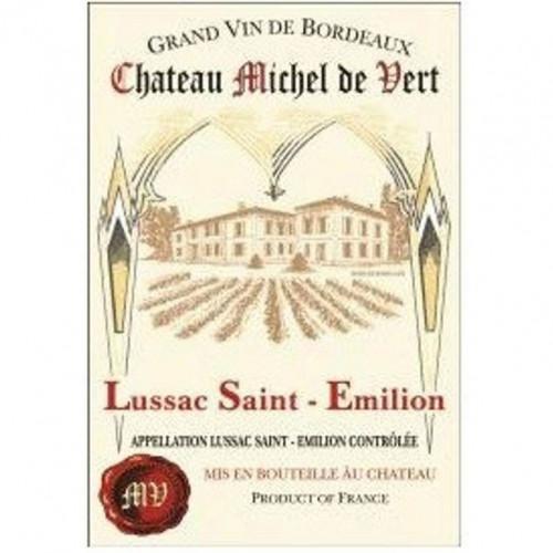 2018 Chateau Michel De Vert 750ml