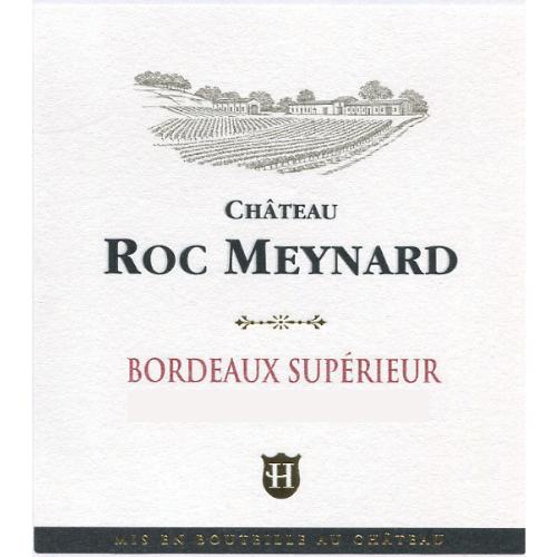 2016 Chateau Roc Meynard Bordeaux Superieur 750ml