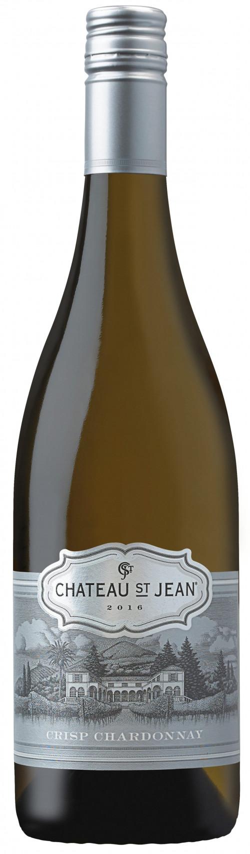 2018 Chateau St. Jean Crisp Chardonnay 750ml