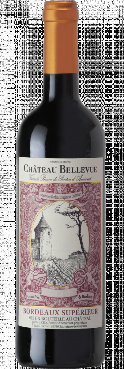 2017 Chateau Bellevue Superieur Red 750ml
