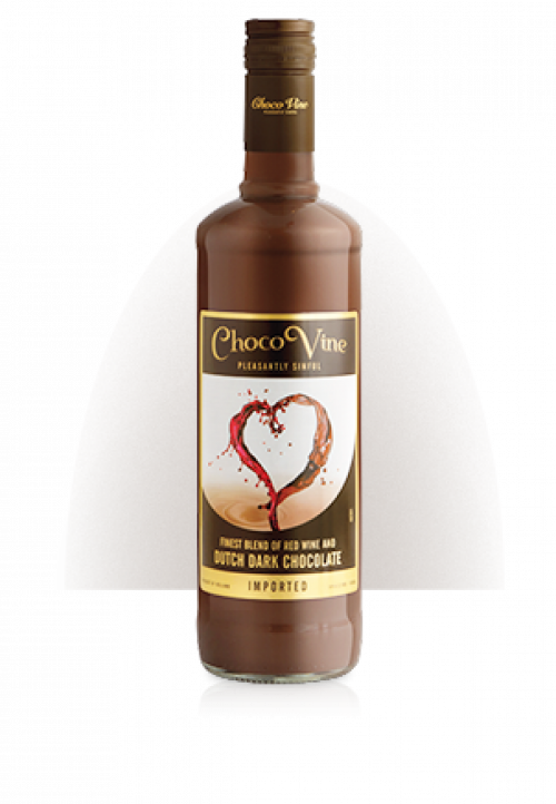 Choco Vine Dark Chocolate 750ml NV