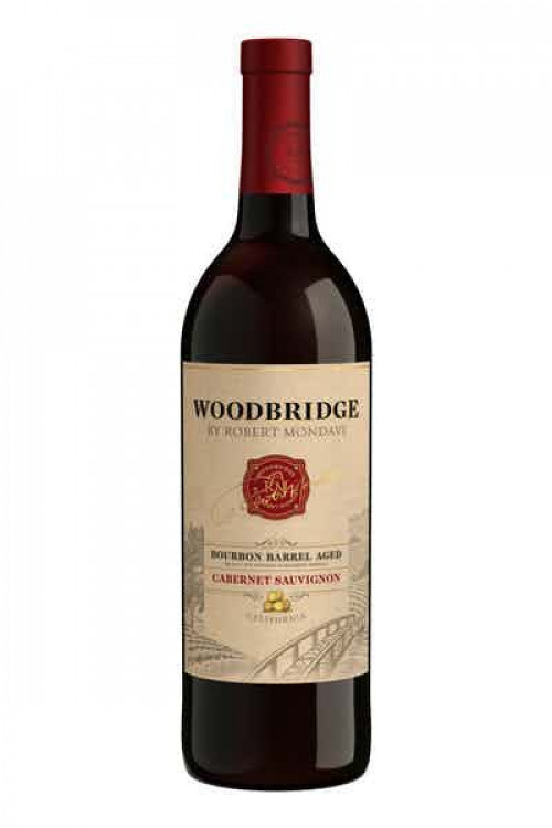 Woodbridge Bourbon Barrel Aged Cabernet Sauvignon 750Ml NV