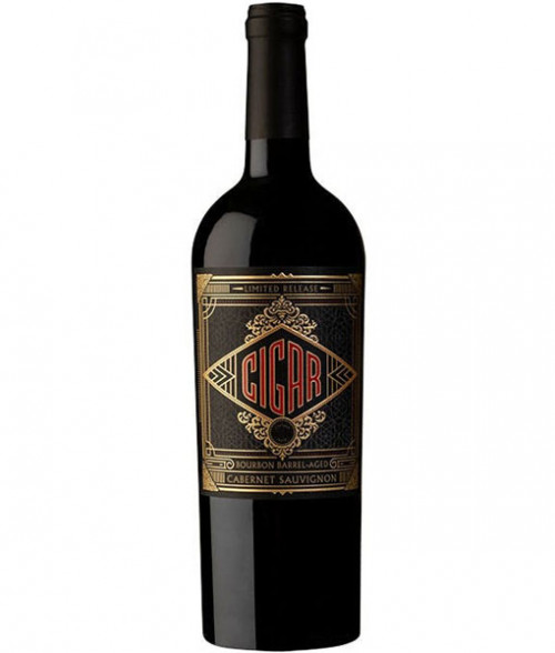 2017 Cigar Bourbon Barrel Cabernet Sauvignon 750ml
