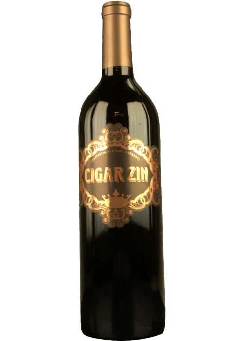 2018 Cigar Zinfandel 750ml