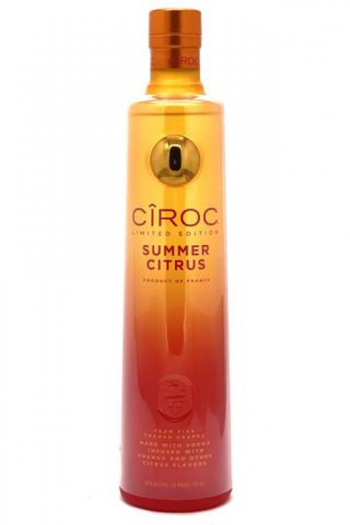 Ciroc Summer Citrus Vodka 750ml