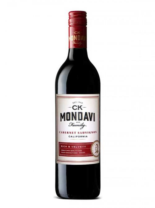 2017 C.K. Mondavi Cabernet Sauvignon 750Ml
