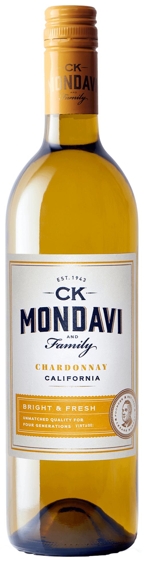 2018 C.K. Mondavi Chardonnay 750ml