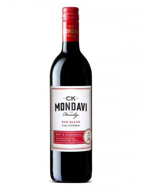 C.K. Mondavi Sunset Sweet Red 750Ml NV