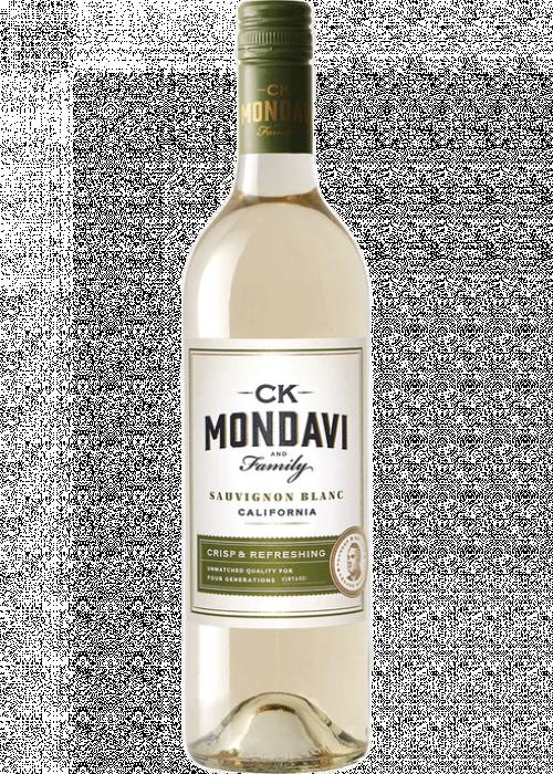 2018 C.K. Mondavi Sauvignon Blanc 750ml