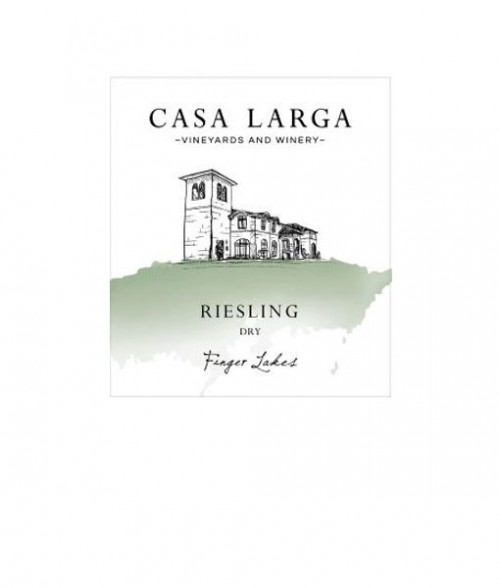 2018 Casa Larga Dry Riesling 750ml
