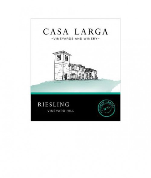 2017 Casa Larga Vineyard Hill Riesling 750Ml