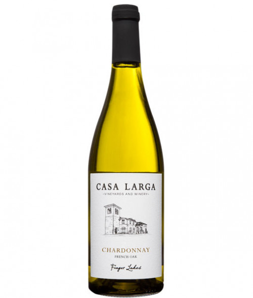 2018 Casa Larga French Oak Chardonnay 750ml