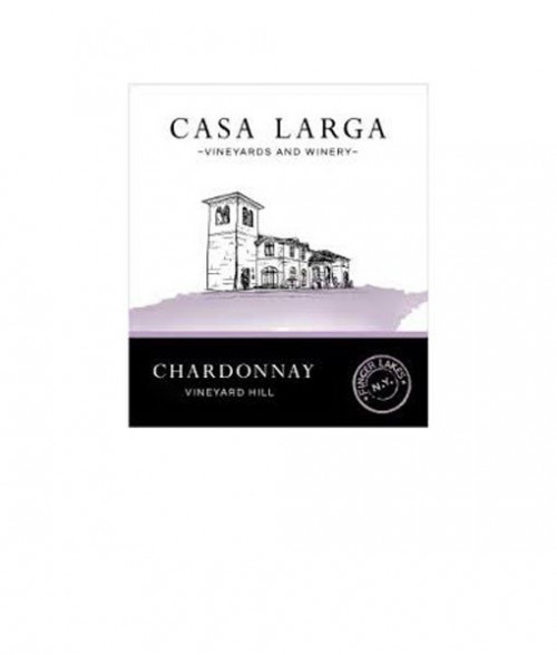 2017 Casa Larga Vineyard Hill Chardonnay 750Ml